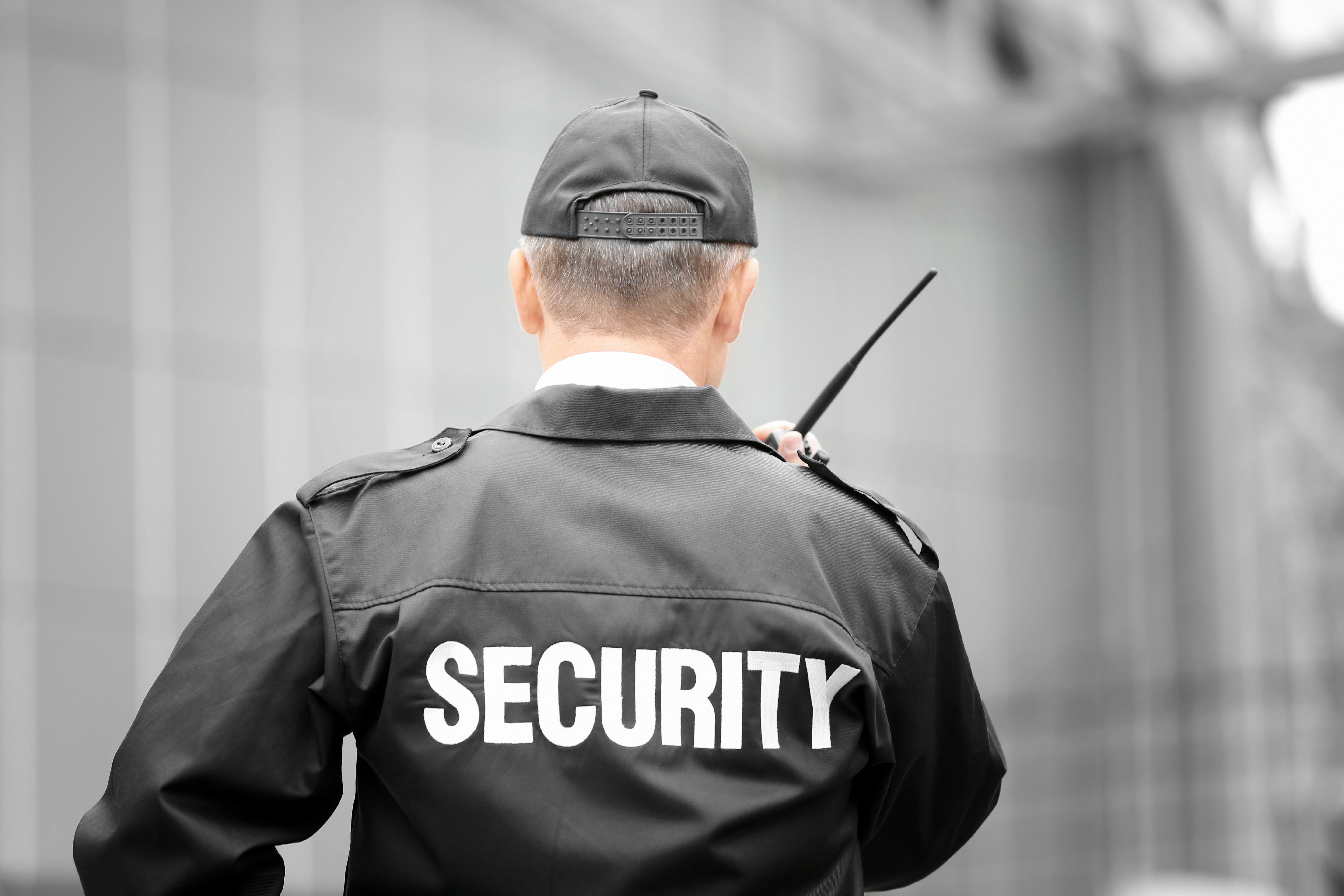 Regulation of private security service providers