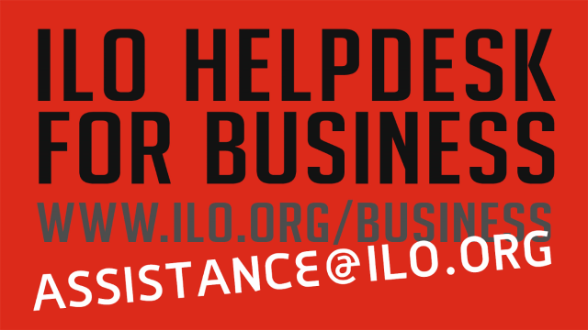 / ILO Helpdesk for Business